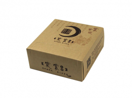 餐饮盒抽纸定制